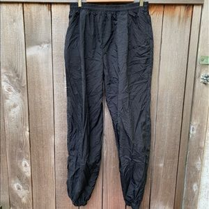 Nike | 90's Men's Black Windbreaker Pants